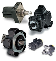 Parker hydraulic piston motors power packs units and more for Parker hydraulic motor identification
